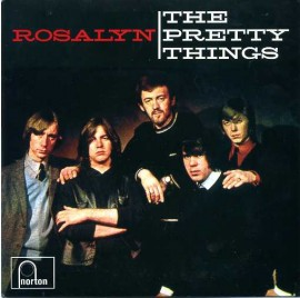 THE PRETTY THINGS - Rosalyn EP