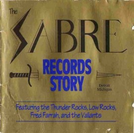 V/A - The Sabre Records Story CD