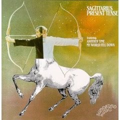 Sagittarius - Present Tense CD