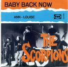 THE SCORPIONS - Baby Back Now / Ann-Louise