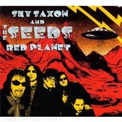 SKY SAXON AND THE SEEDS - Red Planet LP