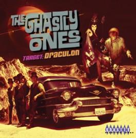 THE GHASTLY ONES - Target: Draculon CD