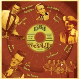 VA: Event Top Rockabilly Cats LP