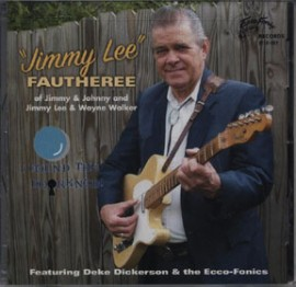 JIMMY LEE FAUTHEREE - I Found The Doorknob CD