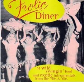 V/A - Frolic Diner Part One CD