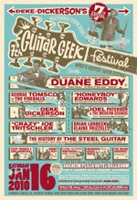 Deke's Guitar Geek Festival 2010 DVD