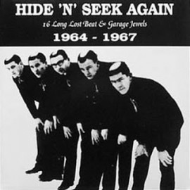 Hide N Seek Again - Beat and Garage Jewels LP