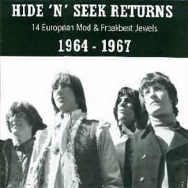 V/A: Hide N Seek Returns - Mod and Freakbeat LP