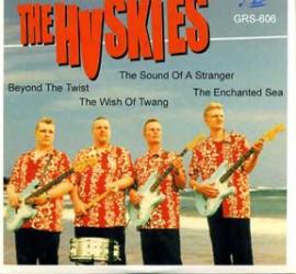 THE HUSKIES - CD EP