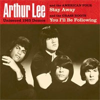 ARTHUR LEE AND THE AMERICAN FOUR - Unissued 1965 Demos