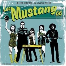 Los Mustang 66 LP