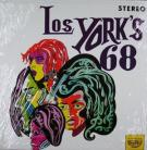 LOS YORK'S - 68 LP