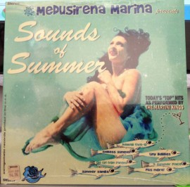 The Martini Kings - Medusirena Marina presents Sounds of Summer CD