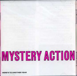 MYSTERY ACTION CD