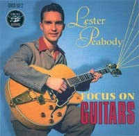 LESTER PEABODY - Focus On Guitars CD