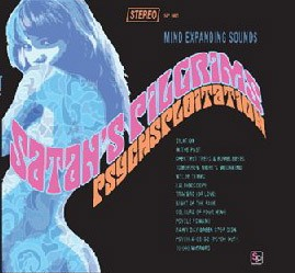 SATANS PILGRIMS - Psychsploitation LP