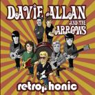 DAVIE ALLAN AND THE ARROWS - Retrophonic CD