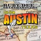 Ruby Dee and The Snakehandlers - Live from Austin, Texas LP