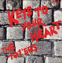 The 101ers – Keys To Your Heart b/w 5 Star Rock N Roll Petrol 7