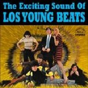 LOS YOUNG BEATS - The Exciting Sound Of LP