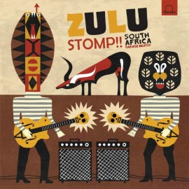 VA - Zulu Stomp!! South Africa Garage Beats!! CD