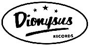 DIONYSUS RECORDS DECAL - Garage, Exotica, Surf, Psych, KBD + mail order shop
