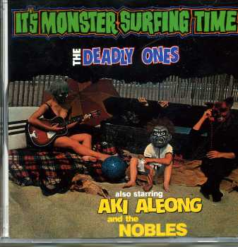 Aki Aleong And The Nobles Festa De Surf